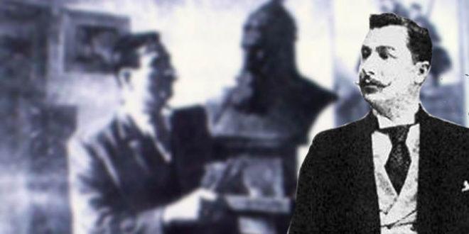 Murat Toptani, (1866-1918) atdhetar, nënshkrues i Deklaratës së Pavarësisë së Shqipërisë, poet, skulptor...
