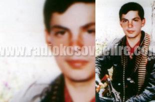 Musa Rexhep Qerimi (2.8.1981 – 26.5.1999)
