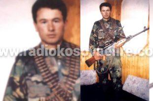 Musa Selman Begu (19.10.1969 - 17.9.1998)