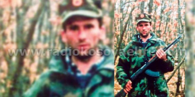 Musli Kadri Krasniqi (25.5.1966 – 12.4.1999)