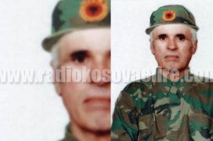 Mustafë Mursel Haxhiu (11.6.1945 – 28.5.1999)