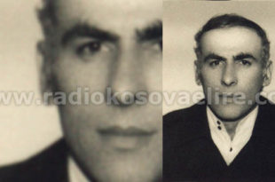Mustafë Ismail Llapashtica (24.3.1954 - 18.4.1999)