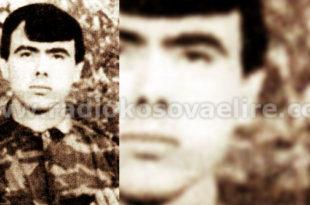 Myrtë Rexhë Zeneli (11.10.1962 – 21.5.1998)