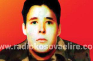 Naim Xhafer Gashi (15.8.1978 - 29.1.1999)