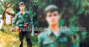Naim Metë Nimanaj (6.5.1979 - 11.8.1998)