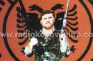 Naser Ademi ( 2.12.1965 – 29.7.2001)