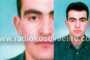 Naser Shefki Kelmendi (13.7.1976 - 14.12.1998)