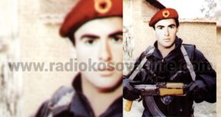 Nazmi Brahim Gashi (6.1.1977 - 29.8.1998)