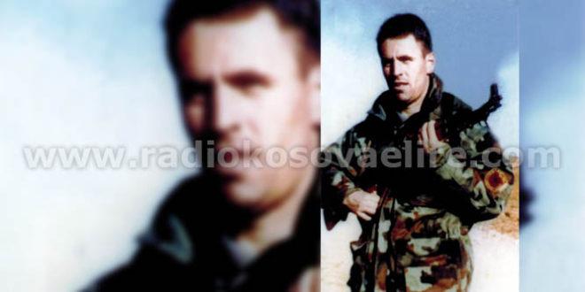 Nazmi Xhemajl Bashota (9.4.1975 – 4.5.1999)
