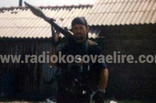 Ndriçim Sherif Koxha (6.1.1971 - 7.8.2001)
