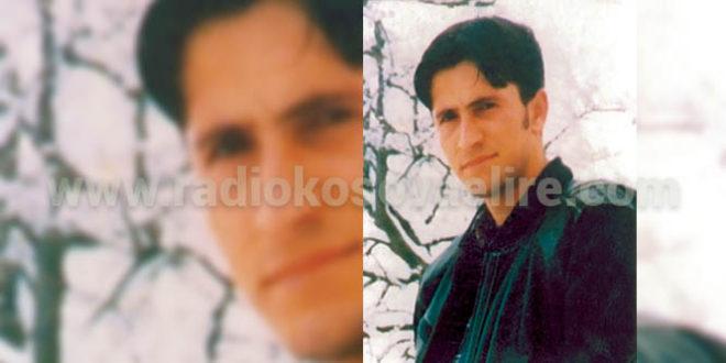 Nezir Halim Elezaj (1.3.1977 - 7.7.1998)