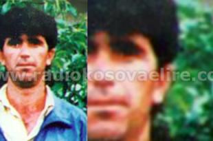 Nezir Salih Mujaj (10.8.1968 – 12.4.1999)