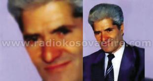 Njazi Avdi Ferizi (16.4.1933 – 14.4.1999)