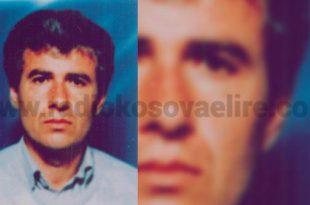 Nuhi Zejnullah Mazreku (21.4.1959 – 24.8.1998)