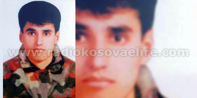 Nuhi Rrustem Berisha (20.10.1972 – 7.5.1999)
