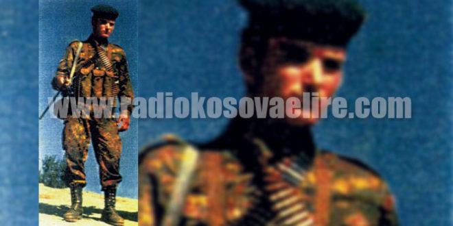 Nuredin Mehmet Gërvalla (13.7.1977 - 24.5.1999)