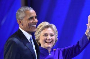 Kryetari i Amerikës, Barack Obama, bekoi kandidaten e partisë së tij, Hillary Clinton për kryetare të vendit