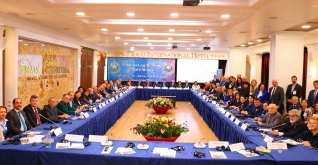 Sot në Tiranë fillon punimet Samiti për Paqe i Evropës Juglindore i cili mbahet deri më 27 tetor