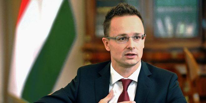 Ministri i Jashtëm i Hungarisë, Peter Szijjarto nesër do të qëndrojë për vizitë në Republikën e Kosovës