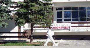 Në Klinikën Infektive të QKUK-së, janë të hospitalizuar gjithsej 47 pacientë me Covid-19