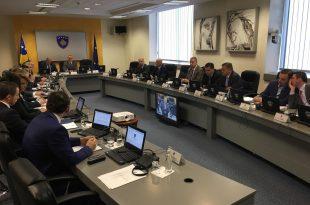 Në mbledhjen e sotme të Qeverisë Kosovës është tërhjekur projektligji për financimin e partive politike