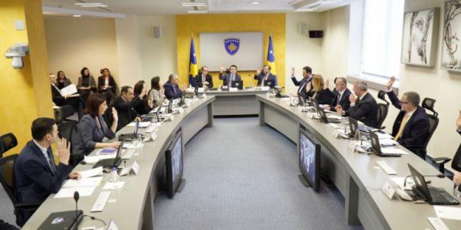 Ministrat aktualë të Vetëvendosjes në Qeverinë Kurti do të mbesin pa poste e jashtë Kuvendit, meqë nuk janë deputetë