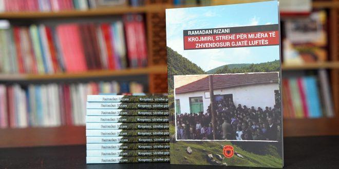 Doli nga shtypi libri i Ramadan Rizanit - Krojmiri, strehë për mijëra të zhvendosur gjatë luftës