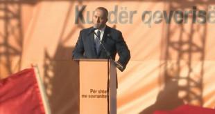 Haradinaj: Kufiri është në Çakorr