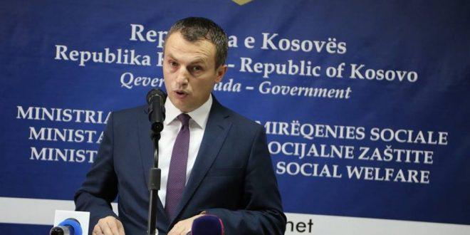Ministri Reçica: MPMS në bashkëpunim me UNDP-në do të mbështesin rreth 70 punëkërkues të papunë