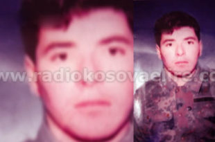 Refki Sokol Salihaj (18.2.1972 – 16.4.1999)
