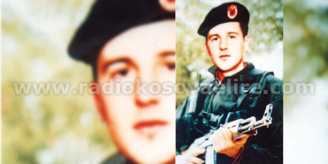Remzi Shaqir Zharku (6.12.1975 – 9.4.1999)