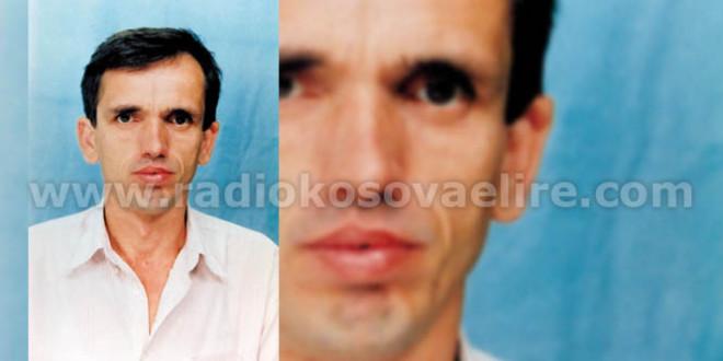 Reshat Sherif Shehu (8.1.1960 – 9.4.1999)