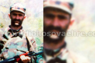 Rifat Xhafer Goxhufi (7.3.1969 - 3.5.1999)