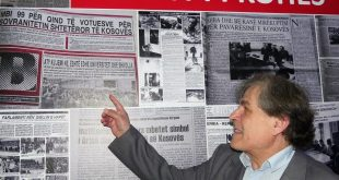 Behlul Jashari: PROTESTË 3 MAJI: GAZETA RILINDJA E DREJTË E SHKELUR