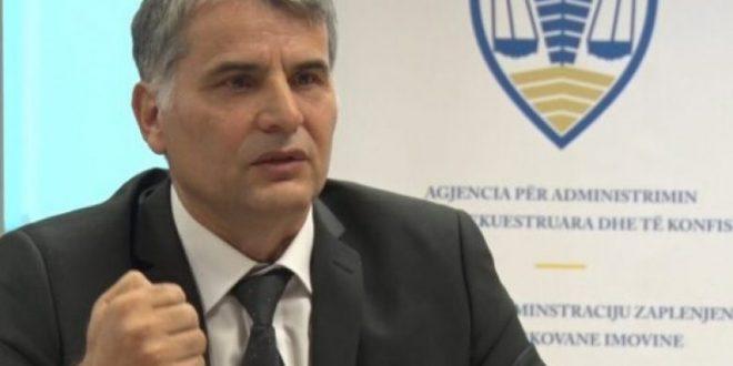 Drejtori i Përgjithshëm i Agjencisë për Administrimin e Pasurisë së Konfiskuar, Rrahim Rama, ka ushtruar ankesë kundër Albulena Haxhiut