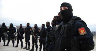 Mali i Zi ka vendosur pjesëtarë të njësitit antiterrorist në kufi me Kosovën
