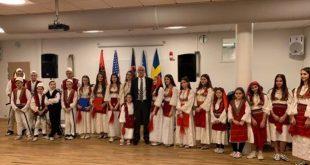 """SHKSH """"Nëna Terezë"""", në Angelholm mbajti një ceremoni me rastin e Ditës së Flamurit dhe 106- vjetorit të Pavarësisë"""
