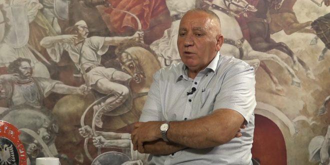 Bisedë në Studion e TV-Diellit me bashkëluftëtarin e legjendarit, Adem Jashari, invalidin dhe veteranin e UÇK-së, Sabit Lladrovci