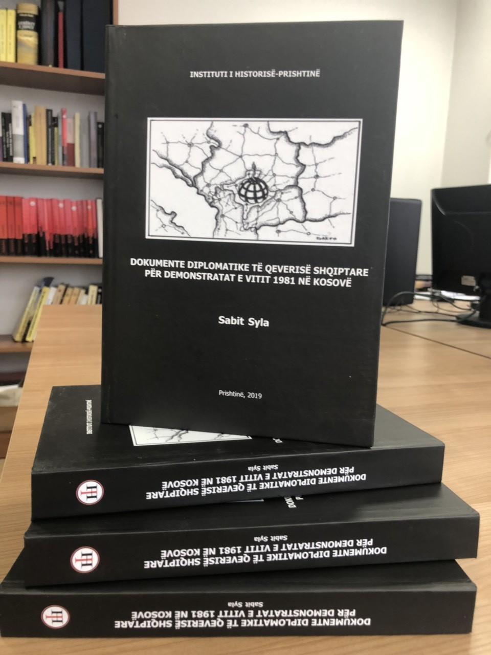 Botime të reja të Institutit të Historisë, në Prishtinë