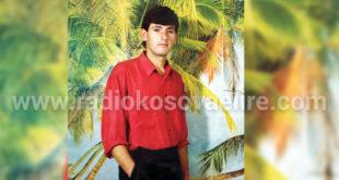 Sadri Hajdar Vishaj (31.5.1970 - 11.9.1998)