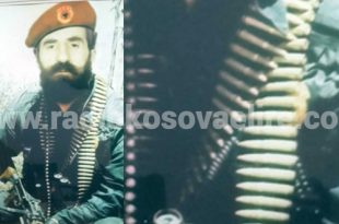 Sadullah Selman Dibrani (25.10.1950 - 22.9.1998)