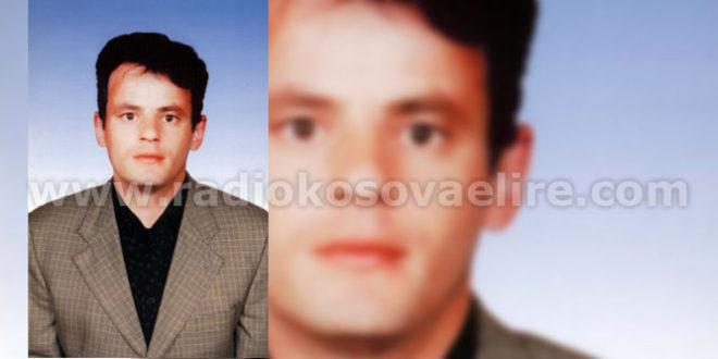 Safet Imer Gjinovci (20.1.1968 – 18.5.1999)
