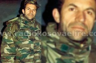 Sali Beqir Çekaj (22.6.1956 - 19.4.1999)