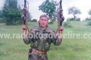 Sami Nevzad Ukshini (23.12.1978 - 14.5.2001)