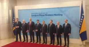 Përfundon takimi i kryeministrave të Ballkanit Perëndimor në Sarajevë