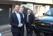 I dërguari i kryetarit Trump, Richard Grenell dhe ambasadori Kosnett takohen me kreun Vetëvendosjes, Albin Kurti
