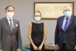 Ministri Veliu priti në takim shefin e UNHCR-së dhe Koordinatoren e Zhvillimit të OKB në Kosovë