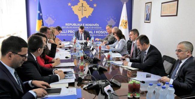 Këshilli Prokurorial të Kosovës, nën udhëheqjen e Kryesuesit Blerim Isufaj, ka mbajtur takimin e 157-të me radhë