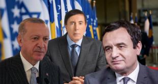 Alon Ben Meir: Albin Kurti po bën gabim të madh duke respektuar e respektuar kryetarin turk, Erdogan