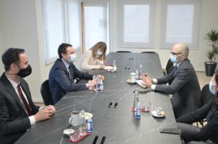 Nicola Orlando: Italia do të vazhdojë të mbështesë Kosovën në reformat, dialogun dhe integrimin euro-atlantik